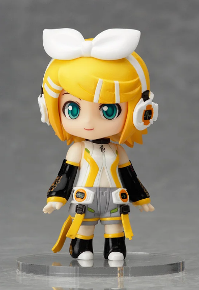 Vocaloid Nendoroid Petite: Miku, Rin, Len Append Set Good Smile Company anime figures UK animetal