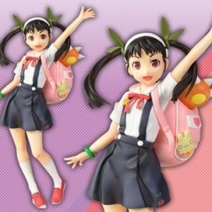 Monogatari Mayoi Hachikuji Figure Waving SEGA UK monogatari anime figures UK animetal