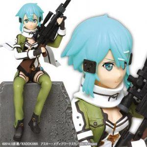 Sword Art Online Sinon Figure Taito UK anime figures UK animetal