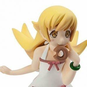 Monogatari Oshino Shinobu Figure Donut Taito UK Monogatari anime figures UK animetal