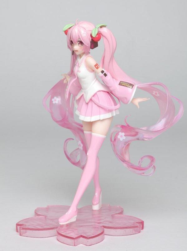 Vocaloid Hatsune Miku Sakura Figure Taito UK vocaloid anime figures UK animetal