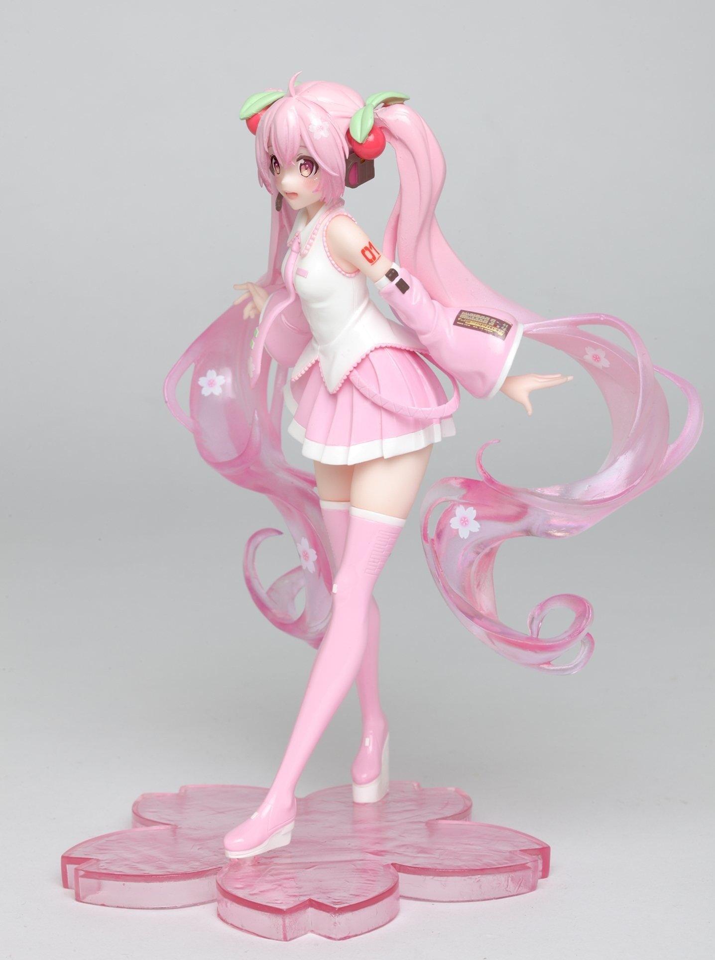 Vocaloid Hatsune Miku Sakura Figure