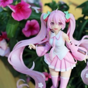 Vocaloid Hatsune Miku Sakura Figure Taito UK vocaloid anime figures UK animetal