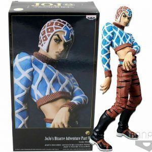 JoJo's Bizarre Adventure Guido Mista Figure Banpresto UK jojo anime figures UK animetal