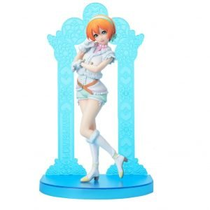 Love Love! School Idol Project Rin Hoshizora Snow Halation Figure UK love live anime figures UK animetal