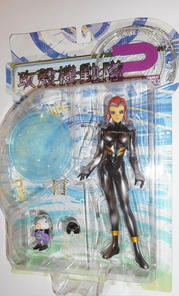 Ghost in the Shell Aramaki Motoko Figure SEGA UK Ghost in the shell anime figures UK animetal