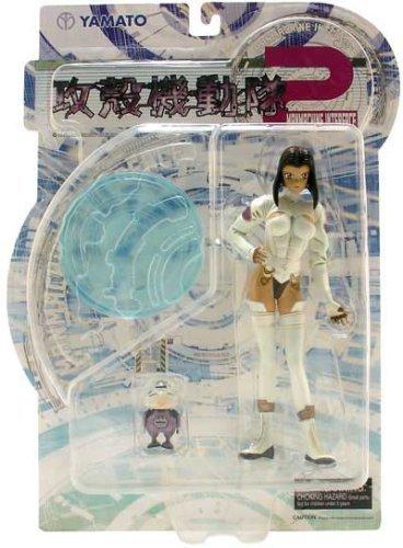 Ghost in the Shell Aramaki Motoko Figure White SEGA UK Ghost in the shell anime figures UK animetal