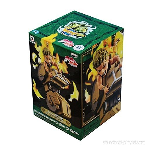 JoJos Bizarre Adventure Dio Brando Figure Road Roller Banpresto UK jojo anime figures UK animetal
