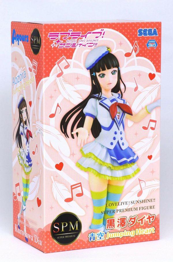 Love Live! Kurosawa Dia Figure Jumping Heart SEGA UK anime figures UK animetal