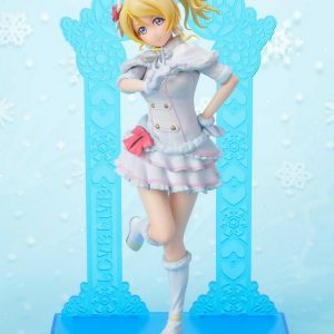 Love Love! School Idol Project Eli Ayase Snow Halation Figure UK love live anime figures UK animetal