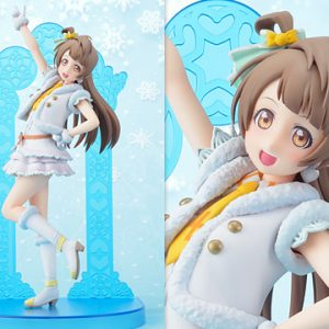 Love Love! School Idol Project Kotori Minami Snow Halation Figure UK love live anime figures UK animetal