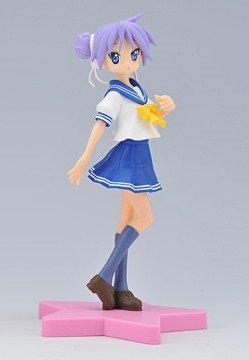 Lucky Star Hiiragi Kagami Figure School Uniform SEGA UK Lucky Star anime figures UK animetal