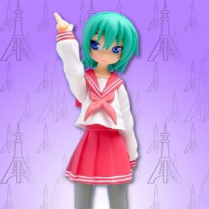 Lucky Star Iwasaki Minami Figure SEGA UK Lucky Star anime figures UK animetal