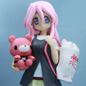 Lucky Star Takara Miyuki Figure Taito UK Lucky Star anime figures UK animetal