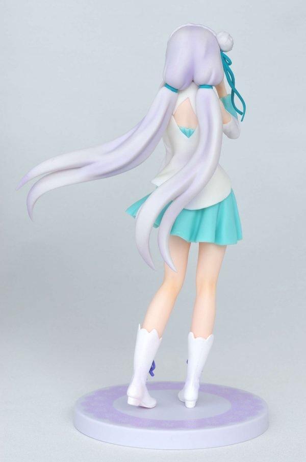 Re Zero Emilia Figure SEGA UK Re:Zero anime figures UK animetal