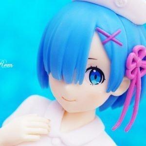 Re Zero Rem Figure Nurse SEGA UK Re:Zero anime figures UK animetal
