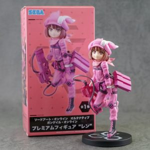 Sword Art Online Alternative Gun Gale Online Llenn Figure SEGA UK sword art online anime figures UK animetal