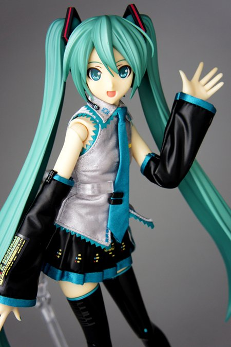 Vocaloid Hatsune Miku RAH Figure 1:6 Scale anime figures UK animetal