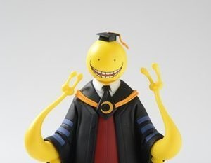 Assassination Classroom Koro Sensei Figure Yellow Banpresto UK anime figures UK animetal