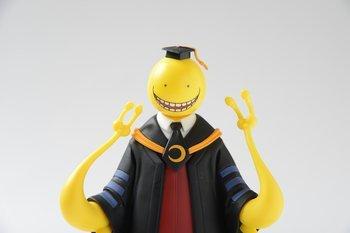 Assassination Classroom Koro Sensei Figure Yellow Banpresto UK anime figures UK animetal
