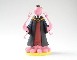 Assassination Classroom Koro Sensei Figure Pink Banpresto UK anime figures UK animetal