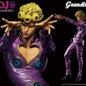JoJos Bizarre Adventure Giorno Giovanna Figure Grandista Banpresto UK jojo anime figures UK animetal