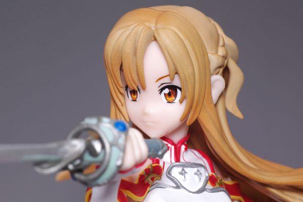 Sword Art Online Asuna Figure UK SEGA SAO anime figures UK animetal