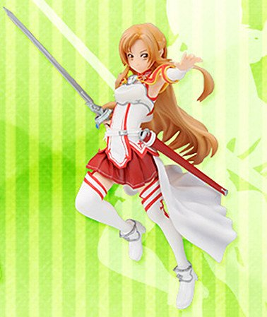 Sword Art Online Asuna Figure High Grade UK SEGA SAO anime figures UK animetal
