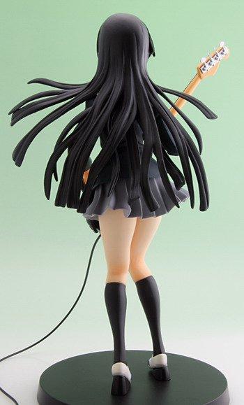 K-ON! Mio Akiyama SQ Figure Banpresto UK anime figures UK animetal