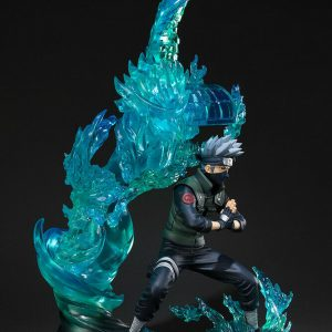 naruto kakashi figure UK bandai naruto shippuden anime figures UK animetal