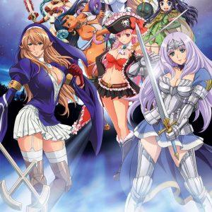 Queens Blade Figures