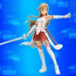 Sword Art Online Asuna Figure Fighting Climax UK SEGA SAO anime figures UK animetal