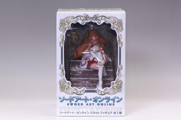 Sword Art Online Asuna Figure Stairs ver. UK FuRyu SAO asuna vignette version anime figures UK animetal