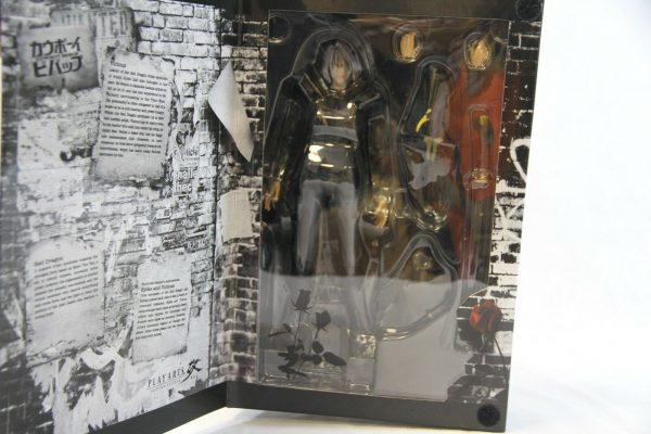Cowboy Bebop Vicious Figure Square Enix Play Arts Kai No. 1 Vicious Action Figure from Cowboy Bebop anime figures uk Animetal