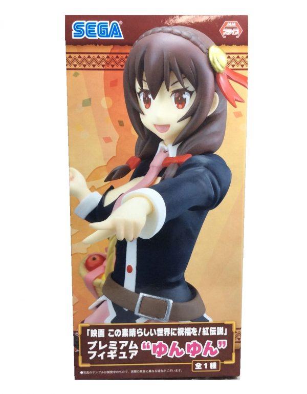 Konosuba Yunyun Figure SEGA UK Konosuba anime figures UK animetal