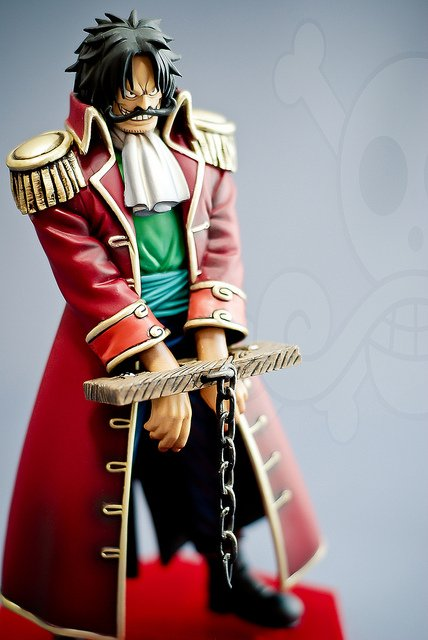 One Piece Gol D. Roger Figure d lineage Banpresto UK DX Figure vol. 2 One Piece gol d roger figure one piece anime figures UK Animetal