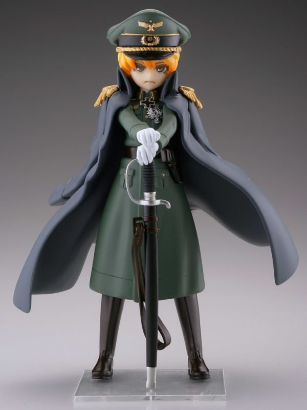 Saga of Tanya the Evil Figure Kadokawa kaiyodo UK Saga of Tanya the Evil Ceremonial Version kaiyodo figure tanya the evil anime figures UK animetal