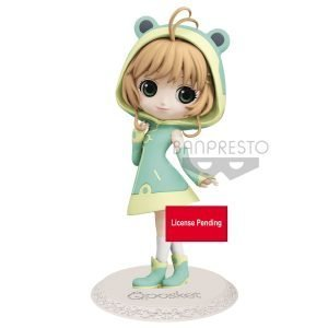 Cardcaptor Sakura Sakura Kinomoto Figure Q Posket B UK Banpresto pre-order Cardcaptor sakura sakura kinomoto figure ver. a animetal anime figures UK