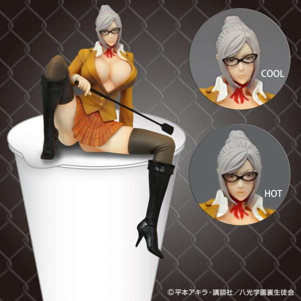 Prison School Meiko Shiraki Noodle Stopper Figure Hot version furyu UK prison school meiko shiraki noodle stopper statue hot version furyu anime UK