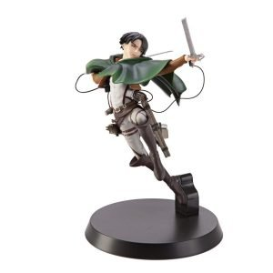 Attack on Titan Levi Figure SEGA UK Attack On titan Levi Premium SEGA Figure UK Attack on titan levi statue UK attack on titan anime figures UK animetal