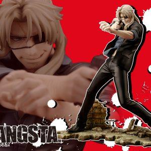 Gangsta Worick Arcangelo Figure kotobukiya UK gangsta worick arcangelo artfxj statue UK gangsta anime figures UK animetal