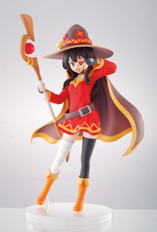 Konosuba Megumin Figure ichiban kuji UK Konosuba megumin bandai ichiban kuji prize A statue UK konosuba megumin anime figure UK animetal