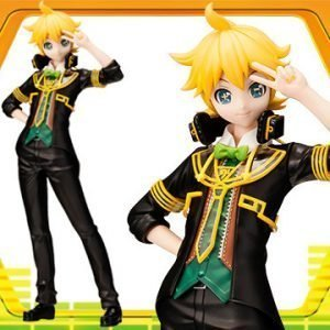 Vocaloid Kagamine Len Figure SEGA UK Vocaloid Kagamine Len Figure Hatsune miku project diva arcade future tone vocaloid anime figures UK Animetal