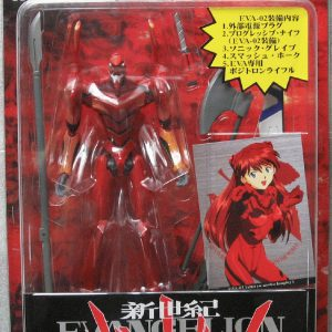 Neon Genesis Evangelion Eva 02 Real Model 03 figure SEGA UK neon genesis evangelion eva 02 figure UK neon genesis evangelion eva 02 prototype real model 03 ANIME FIGURES uk animetal