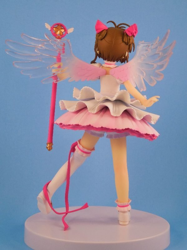 Cardcaptor Sakura Kinomoto Figure Platinum Star FuRyu UK Cardcaptor Sakura Sakura Kinomoto Figure Cardcaptor Sakura anime figures UK animetal