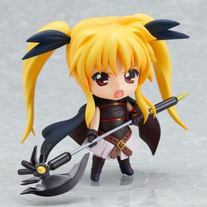 Fate Testarossa The MOVIE 1st Ver. Nendoroid 099 Good Smile Company Figure UK nanoha fate testarossa nendoroid UK animetal