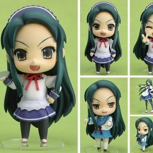 Melancholy of Haruhi Suzumiya Tsuruya-san Nendoroid 032 Goo Smile Company figure UK Haruhi nendoroid UK haruhi tsuruya nendoroid UK animetal