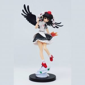 Touhou Project Aya Syameimaru Figure UK SEGA Touhou Project Figures UK Animetal Anime Figures UK Toho Project Figures UK FREE UK Delivery Official