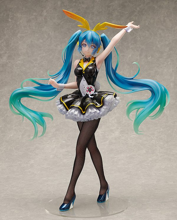 Vocaloid Hatsune Miku Figure My Dear Bunny Ver. 1:4 Scale UK Vocaloid Hatsune Miku figure freeing vocaloid hatsune miku 1:4 scale figure animetal anime UK
