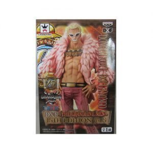 One Piece Doflamingo Figure Grandline Men Banpresto DXF UK One Piece doflamingo figure the 15th edition vol. 8 one piece anime figures UK animetal